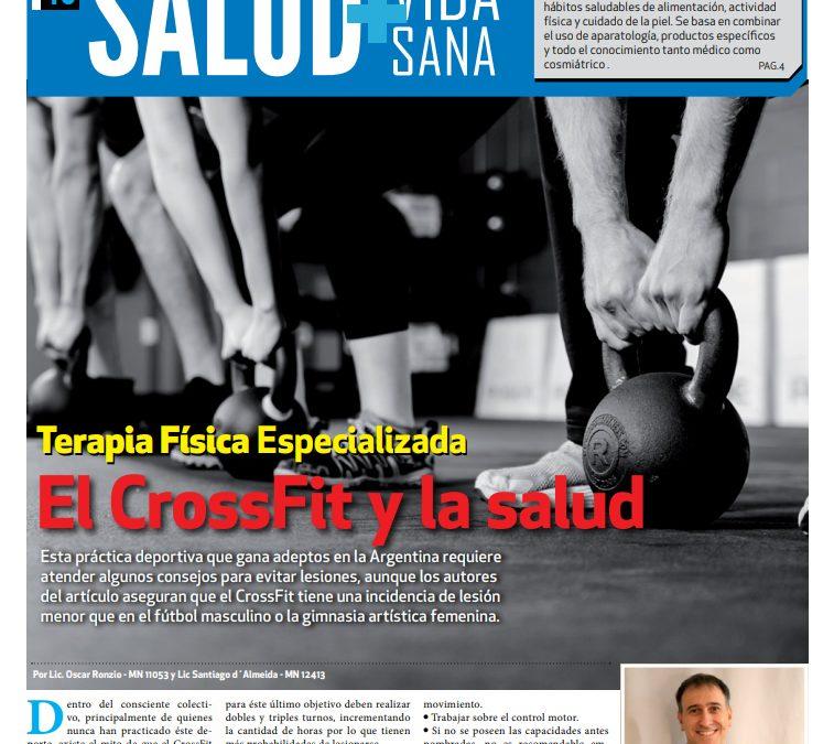 ARNICAGEL de Lab. Dr. Madaus presente en el Diario Clarín